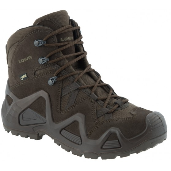 d1514a06874 Lowa Zephyr GTX Mid TF (Brown) - Steelcore.ee
