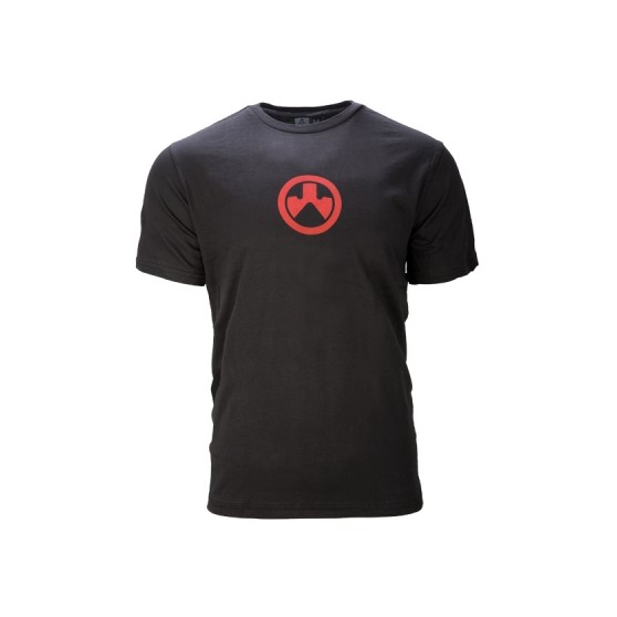 Magpul Fine Cotton Icon Logo t-särk, must