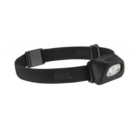 Petzl TACTIKKA® + Black