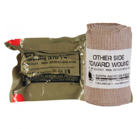 NAR Emergency Trauma Dressing 4'' (ETD)